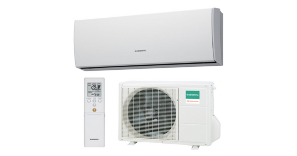 Инверторен климатик Fujitsu General LUCA | D&D Trade ltd.