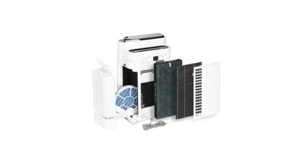 Овлажняващ пречиствател на въздух Sharp KC-D EUW Plasmacluster | D&D Trade ltd.