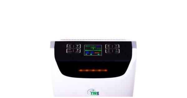 Oвлажнител TWE AP-01N + пречиствател на въздуха | D&D Trade ltd.