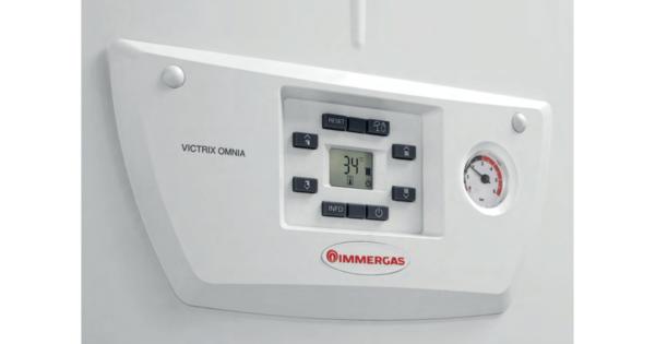 Газов котел Immergas Victrix OMNIA 20-25 kW, Двуконтурен + Димоотвод - ClimaDD.BG (3)
