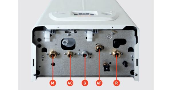 Газов котел Immergas Victrix OMNIA 20-25 kW, Двуконтурен + Димоотвод - ClimaDD.BG (4)